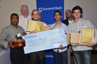University of Cape Town wins Standard Bank IT Challenge 2014
